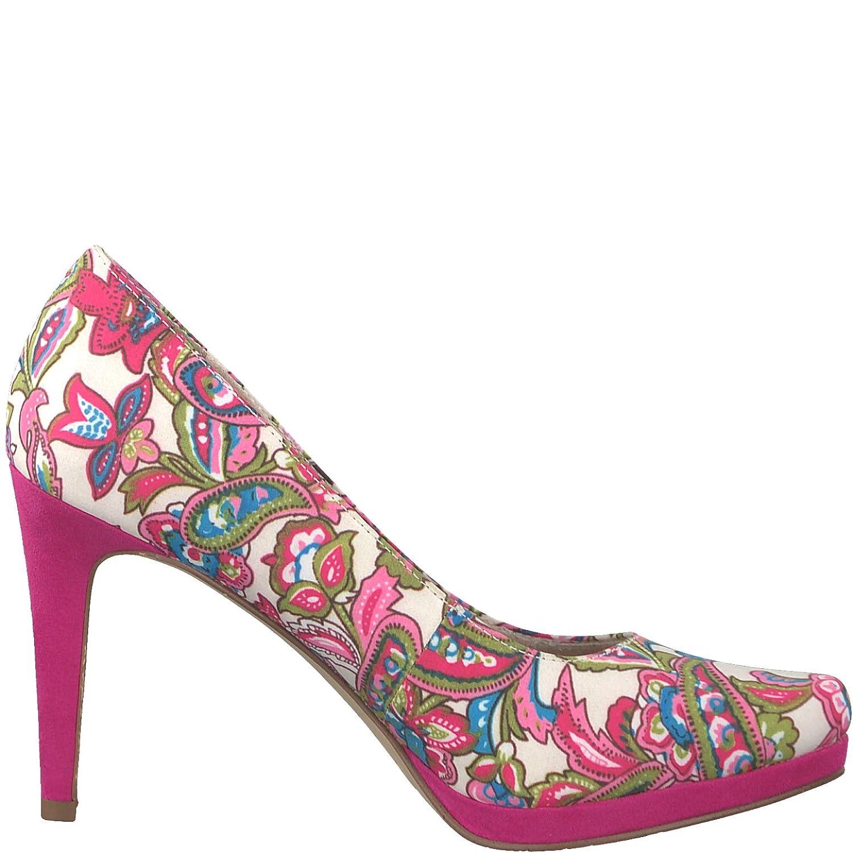 Tamaris 1-1-22496-20 Damen Pumps, Sommerschuhe Rose für die modebewusste Frau Rose Sommerschuhe 1fd359