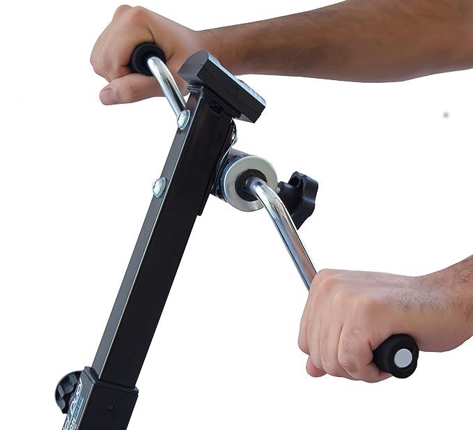 Bicicleta Bielas estática - brazos y piernas Dual Bike/intensidad ...