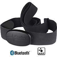 CooSpo Banda de Frecuencia Cardiaca Bluetooth 4.0 Ant