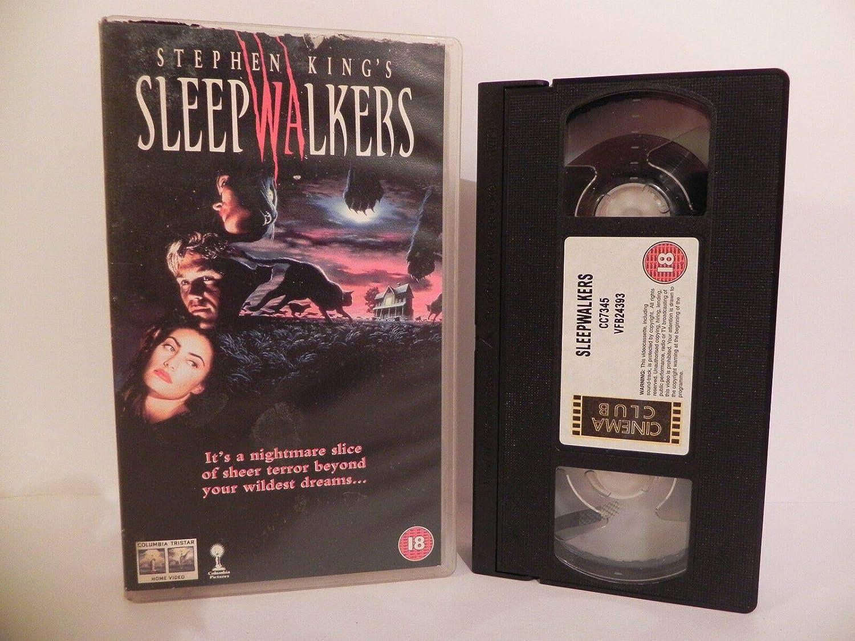 Sleepwalkers [Francia] [VHS]: Amazon.es: Brian Krause ...