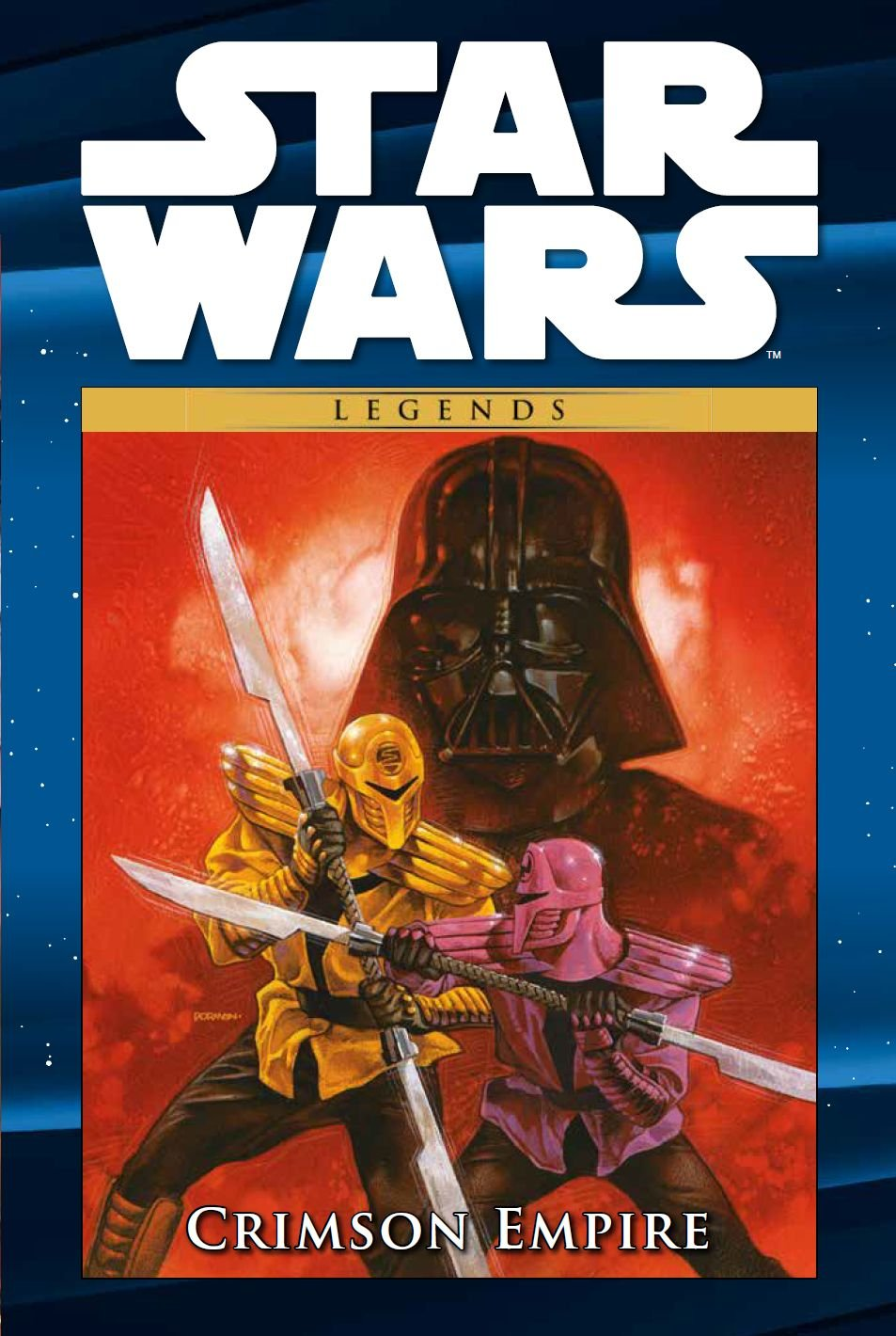 Star Wars Comic-Kollektion: Bd. 33: Crimson Empire I
