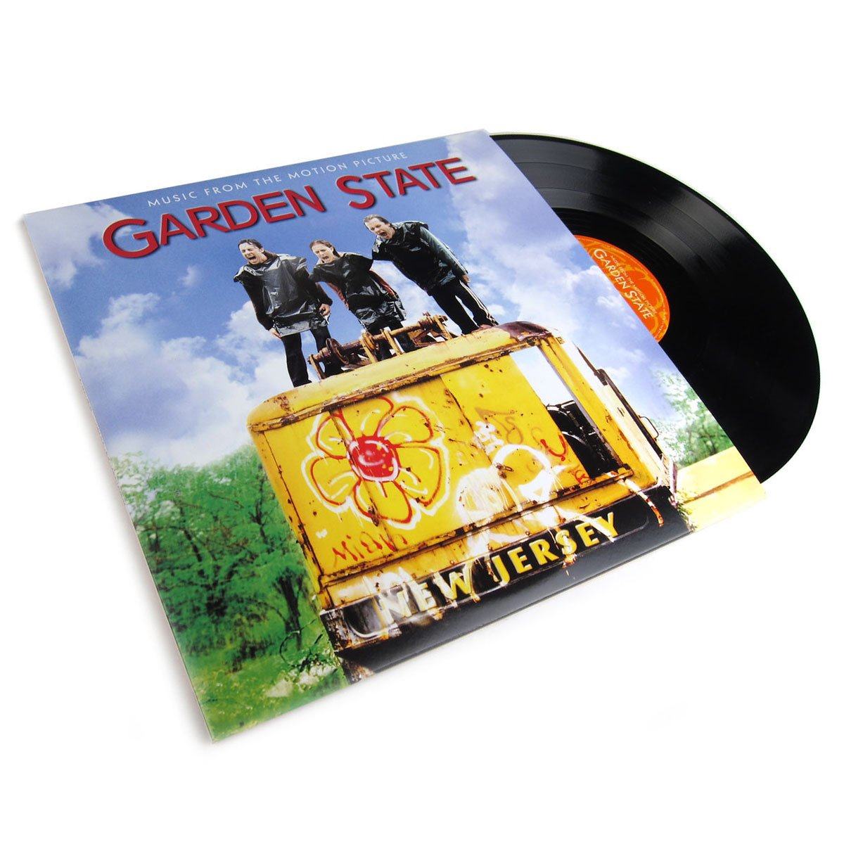 Various Artists: Garden State - Music From The Motion Picture (10th Anniversary Edition, 180g) Vinyl 2LP