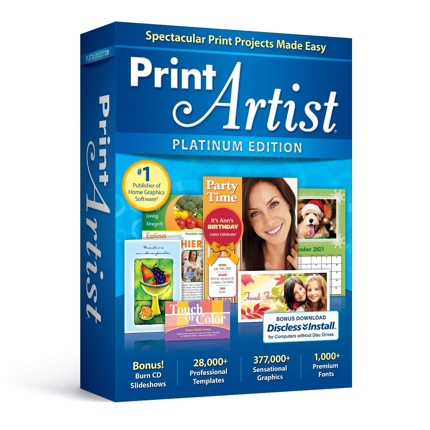 Print Artist Platinum 25 by Nova Development US