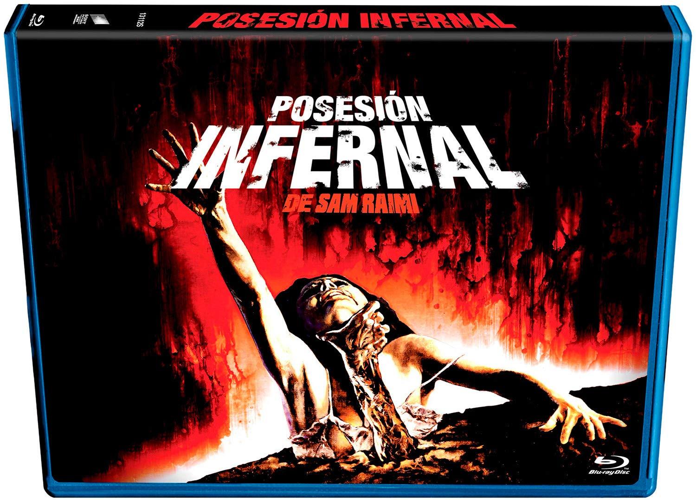 Posesión Infernal (1981) - Edición Horizontal (BD) [Blu-ray]