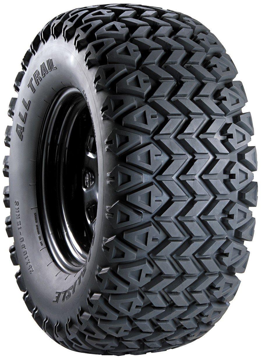 Carlisle All Trail All-Terrain ATV Bias Tire - 25X10.00-12 4-Ply Carlstar 6P0334