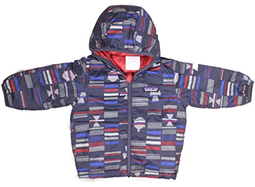 Amazoncom Patagonia Reversible Down Sweater Hoody Baby River Tribe