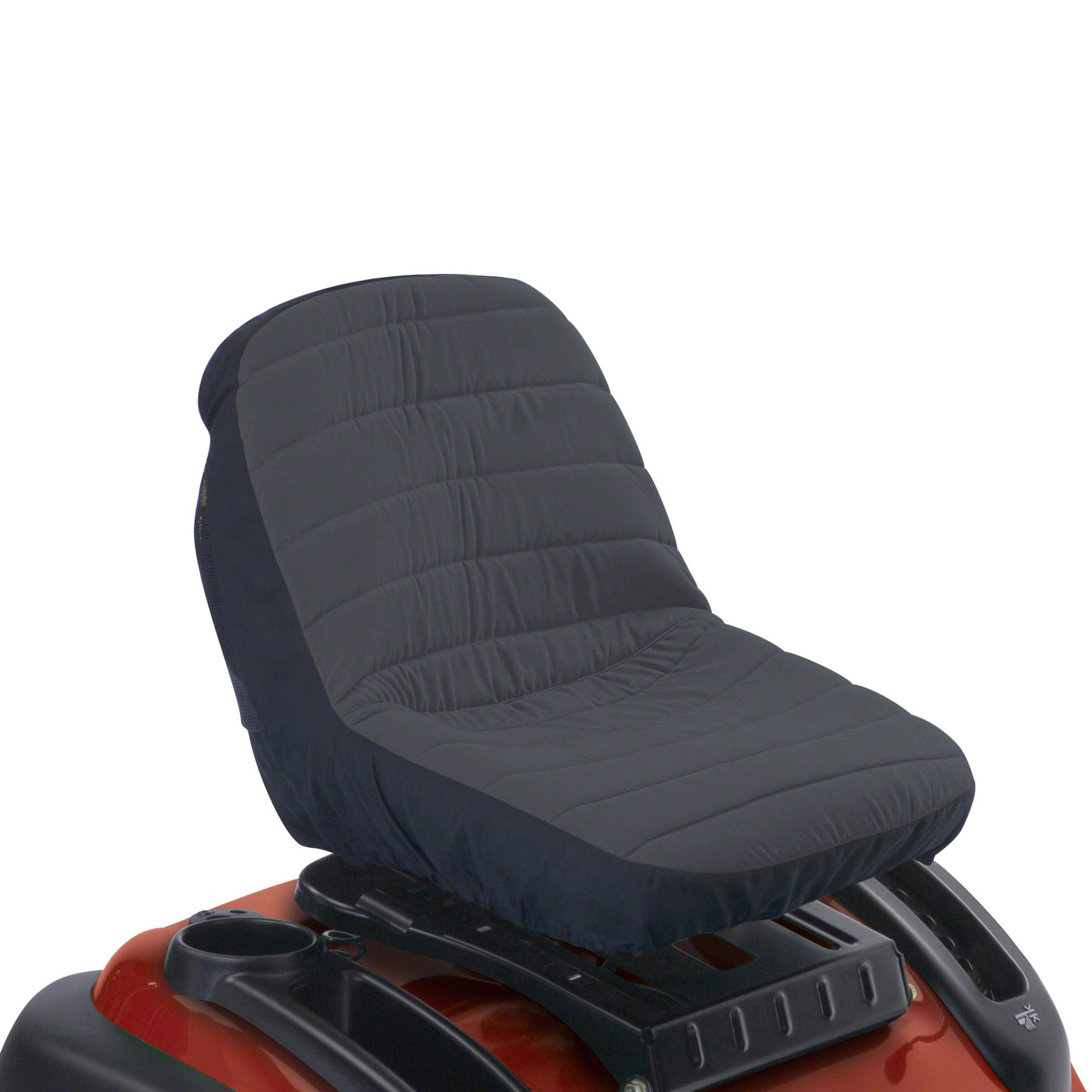 Classic Accessories Deluxe Riding Lawn Mower Seat Cover, Small by Classic Accessories