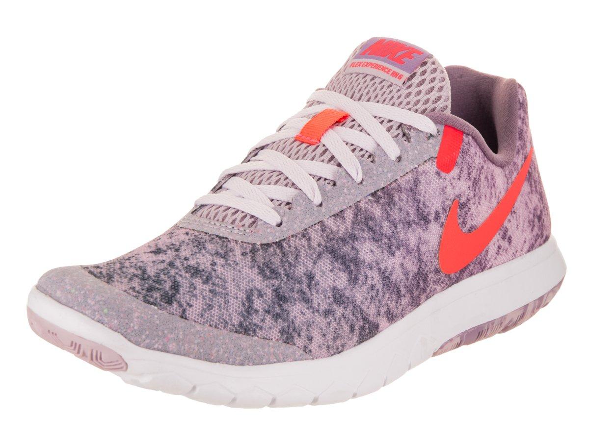 NIKE Women's Flex Experience RN 6 Running Shoe B007T4JM3Q 7.5 B(M) US|Iced Lilac/Bright Mango