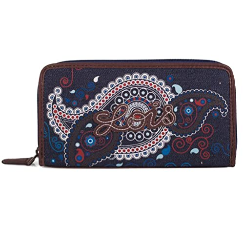 LOIS - 22601 BILLETERO TUNISSIA, Color Azul: Amazon.es ...
