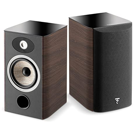 Amazon Focal Aria 906 2 Way Bass Reflex Bookshelf Speakers