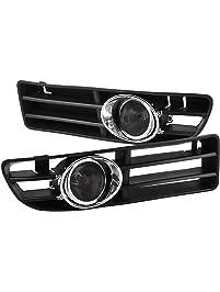 Spyder Auto FL-VJ99-SM Volkswagen Jetta Smoke OEM Fog Light