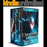 Mystically Engineered Complete Trilogy: Mystics, Dragons, & Spaceships