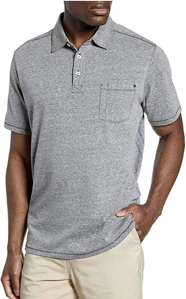 Tommy Bahama Mens Bodega Beach Polo Shirt Short Sleeve Island ...