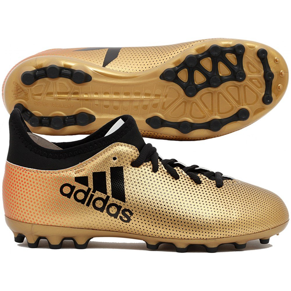 Adidas Unisex-Kinder X 17.3 Ag Fußballschuhe