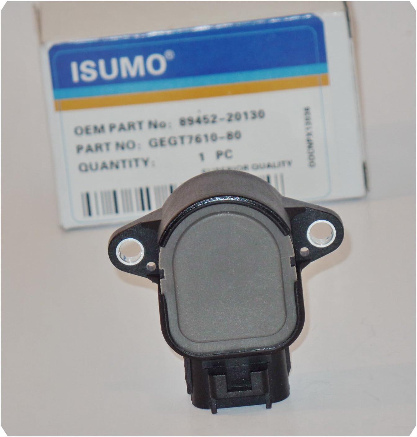 Throttle Position Sensor TPS 89452-20130 Fit Toyota Corolla Echo Scion Subaru