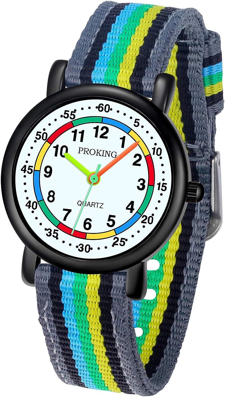 Kinder Analoge Uhr - Kinderuhren
