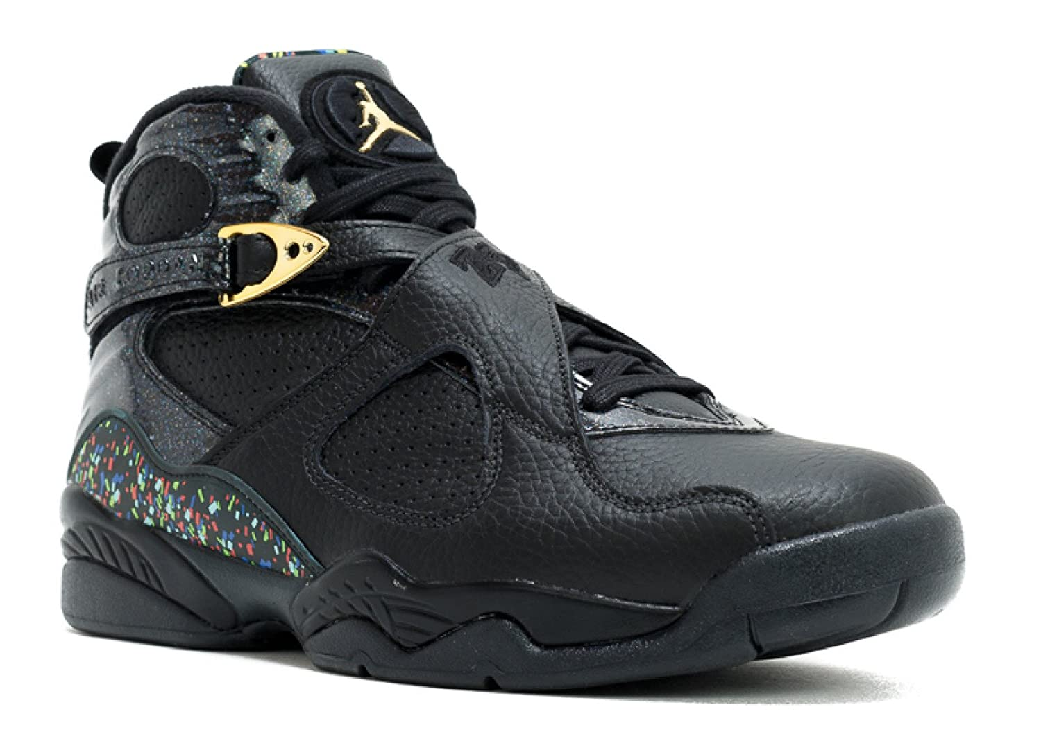 AIR JORDAN - エアジョーダン - AIR JORDAN 8 RETRO C&C 'CONFETTI' - 832821-004 (メンズ) B01ILDEBLQ  14