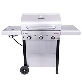 Char-Broil TRU-Infrared 3-Burner Cart Style Gas Grill