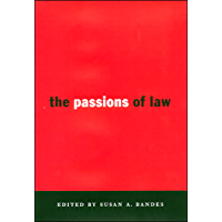 The Passions of Law (Critical America Book 67) (English Edition)
