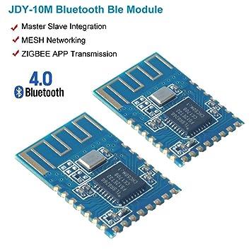 MakerHawk 2pcs Bluetooth Module 4 0, BLE Bluetooth