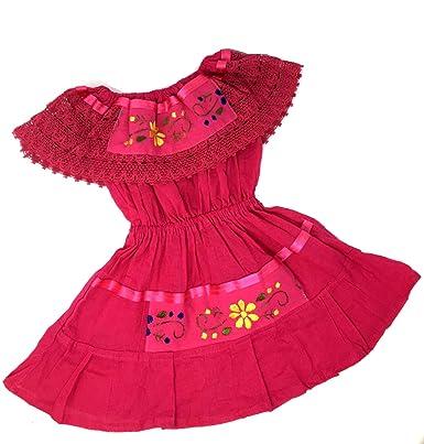 UNKNDW Disfraz mexicano de coco para niño, vestido hippie tamaño 1 ...