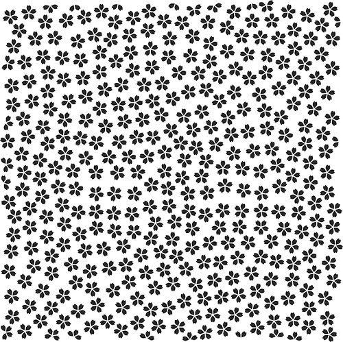 Nellie Snellen Embossing Folder - Background Little Flowers by Nellie Snellen
