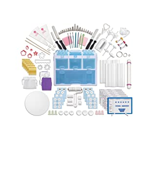 Amazon.com: Wilton Ultimate Decorating Set- Discontinued By ... | {Backzubehör 11}