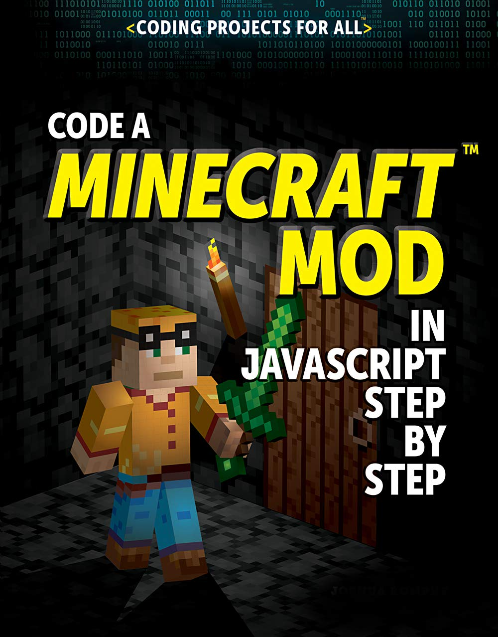 Code a Minecraft Mod in JavaScript Step by Step (Coding