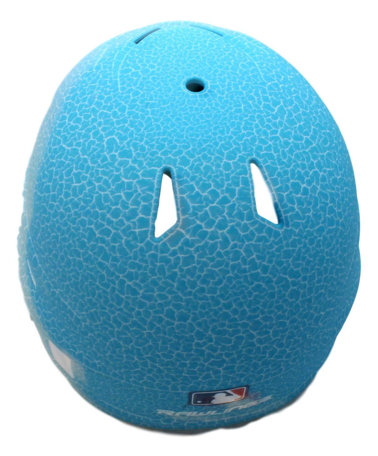 Rawlings Sporting Goods Highlighter Series Softball Helmet Matte Royal RCFHLFG