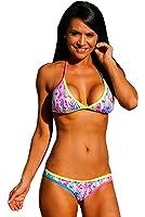 UjENA Confetti Beach Bikini Top, Bottom or Set