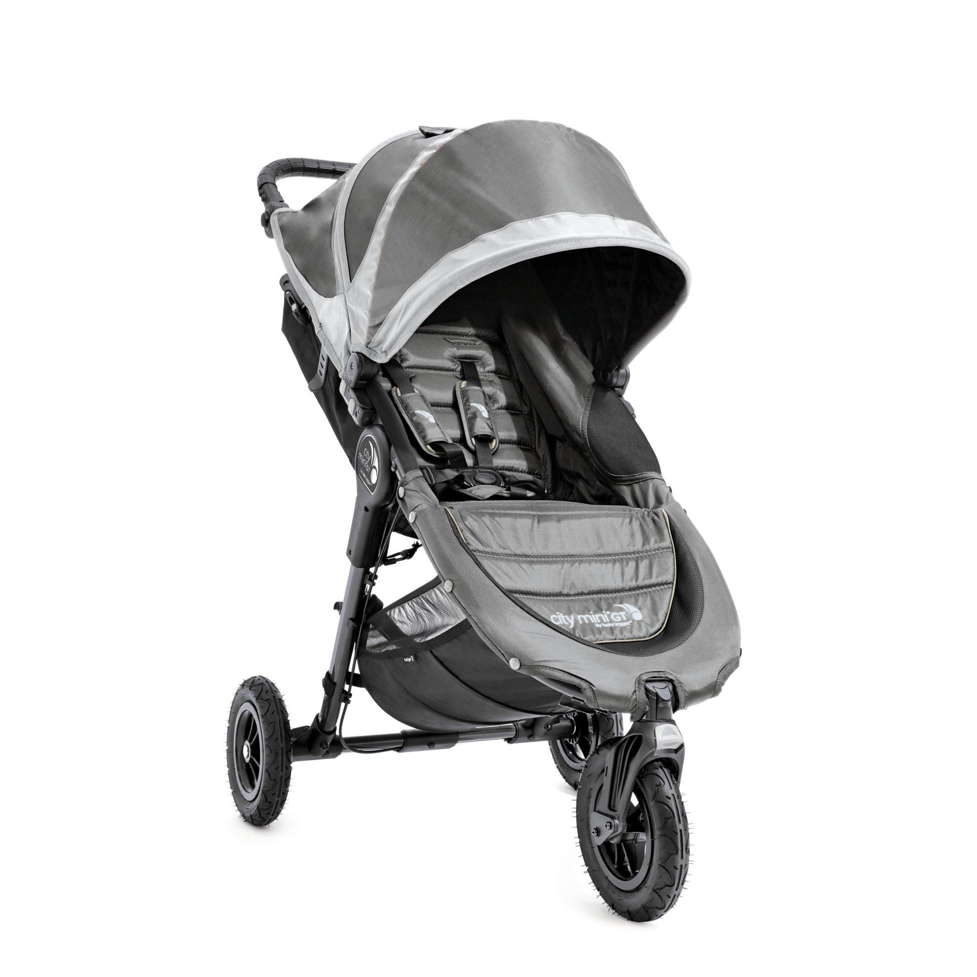 Amazon.com : Baby Jogger Deluxe Pram - Gray : Baby