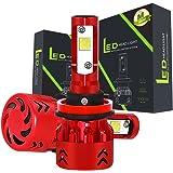 ERQIYU LED Headlight Bulb H11 9,600Lm 6000K CREE-XHP50 Cool White All-in-One Conversion Kit Fog Lights (H11)