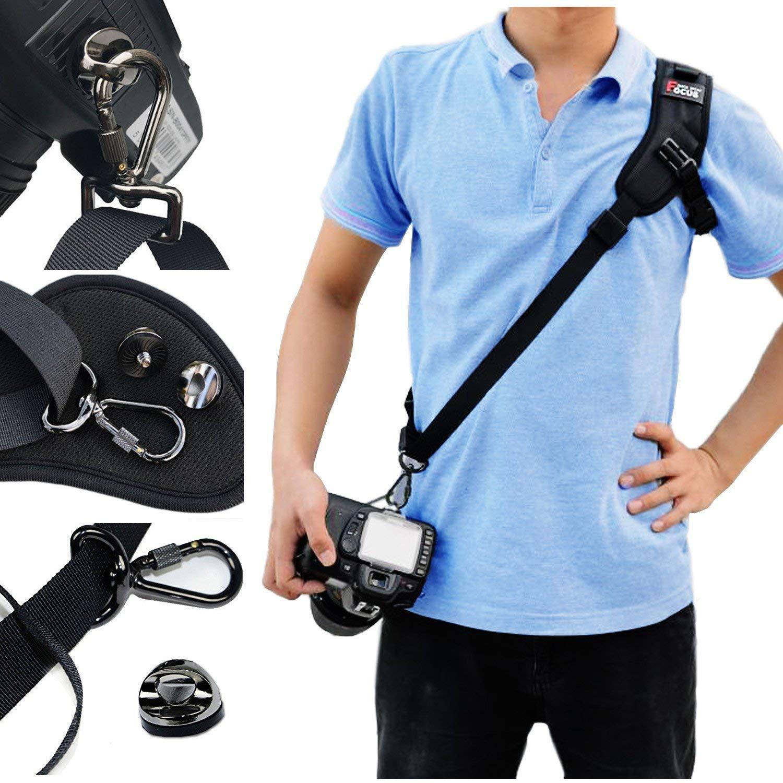 Value-5-Star Universal Durable Adjustable Camera Shoulder Neck Strap Anti-slip Belt Made of Quality Material