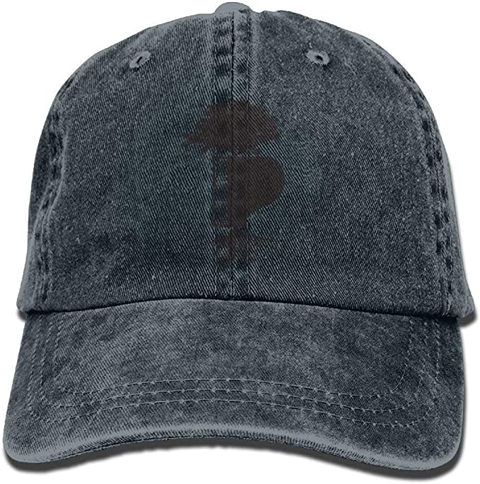 Presock Gorras De Béisbol Long Piano On The Tree Denim Hat ...