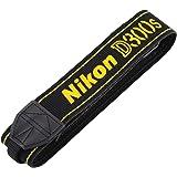 Nikon ネックストラップ D300S付属 一眼レフ用 シンプル ブラック ANDC4