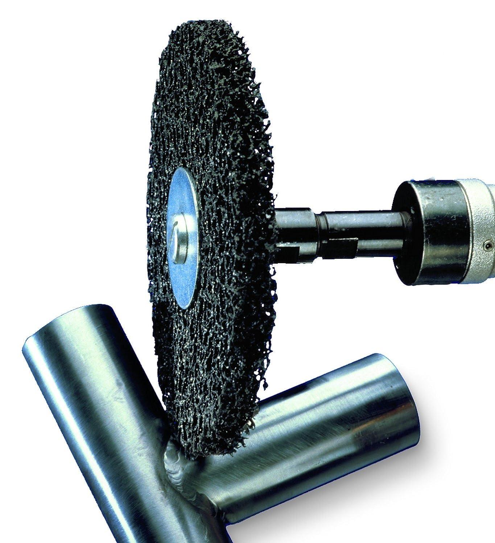 1//4 Diameter x 2 Length Pack of 1 1//4 Diameter x 2 Length Pack of 1 3M Wheel Mandrel 938 Shaft Attachment