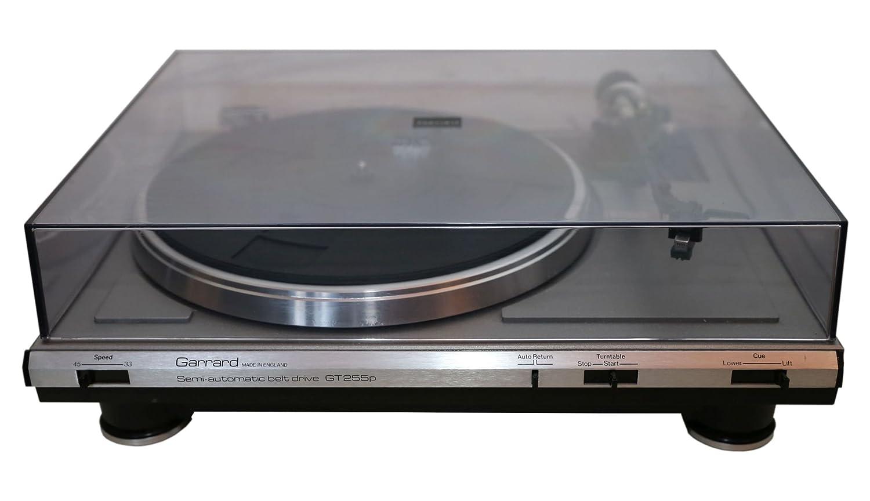 Garrard gt255p Tocadiscos en plata: Amazon.es: Electrónica