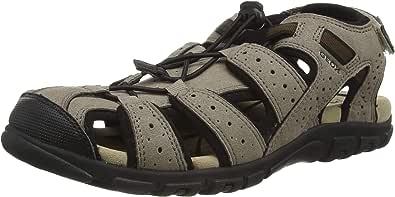 Geox Herr UOMO Sandal Strada B