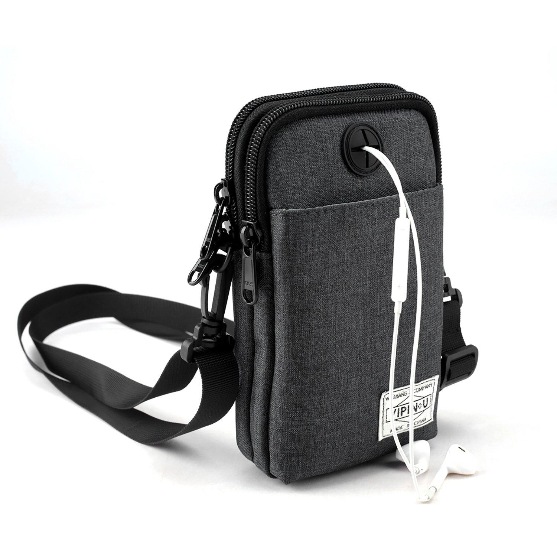 Wander-Hüfttaschen Gürteltasche für Damen und Herren Umhängetaschen Gürteltasche Fest Bag Casual Tasche Wander Hüfttaschen Umhängetaschen