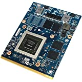 Alienware M17x R3 R4 R5 R6 M18x R2 17 18 Nvidia GTX 765M 2GB GDDR5 Video Card Part Number 9R3F5