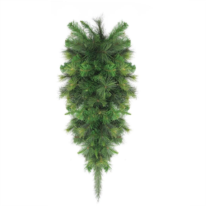 Northlight 48'' Canyon Pine Artificial Christmas Teardrop Swag - Unlit