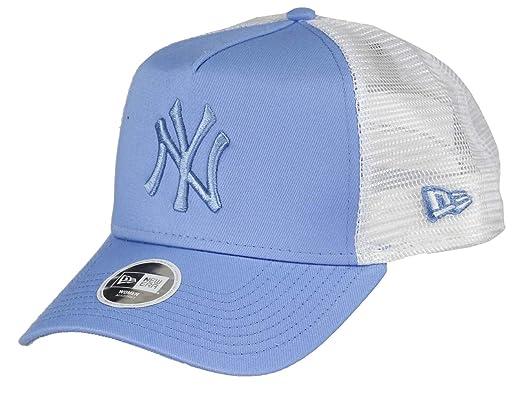 f9d980c3 New Era New York Yankees A Frame Adjustable Women Cap Mlb Essential ...