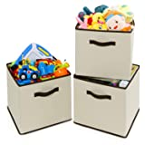 "Lifewit 13"" x 13"" x 13"" Foldable Cube Storage"