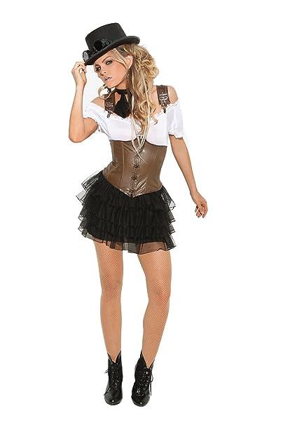 Steampunk Costume Female Amazon