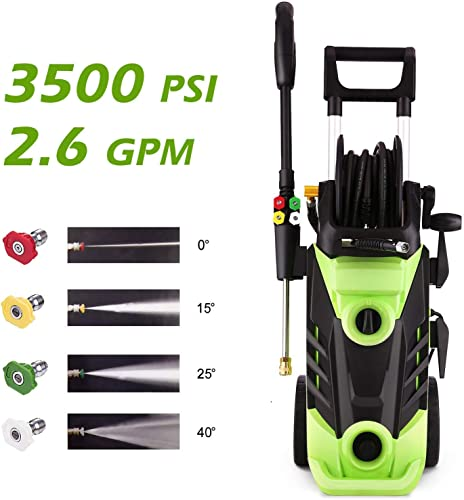 Homdox Electric Power Washer