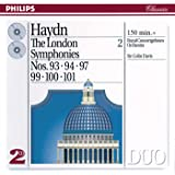 Haydn: The London Symphonies, Vol. 2 - Nos. 93, 94, 97, 99, 100, 101