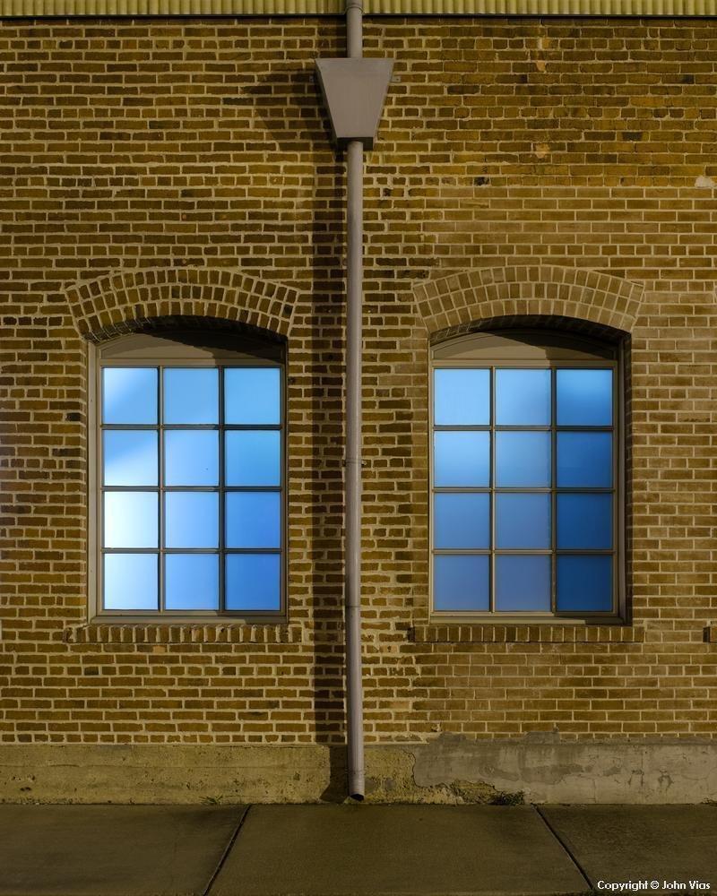 Arched Windows - Fine Art Photograph