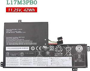 BOWEIRUI L17M3PB0 (11.25V 42Wh 3735mAh) Laptop Battery Replacement for Lenovo 100E 500E Chromebook 1st Gen,100e 300e 500e Chromebook 2nd Gen,100e 300e Windows 2nd Gen Series L17C3PG0 L17L3PB0 (Type 2)