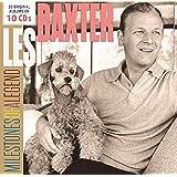 BAXTER, LES - MILESTONES OF A LEGEND : 10CD SET