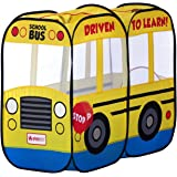 Giga Tent My First School Bus Play Tent